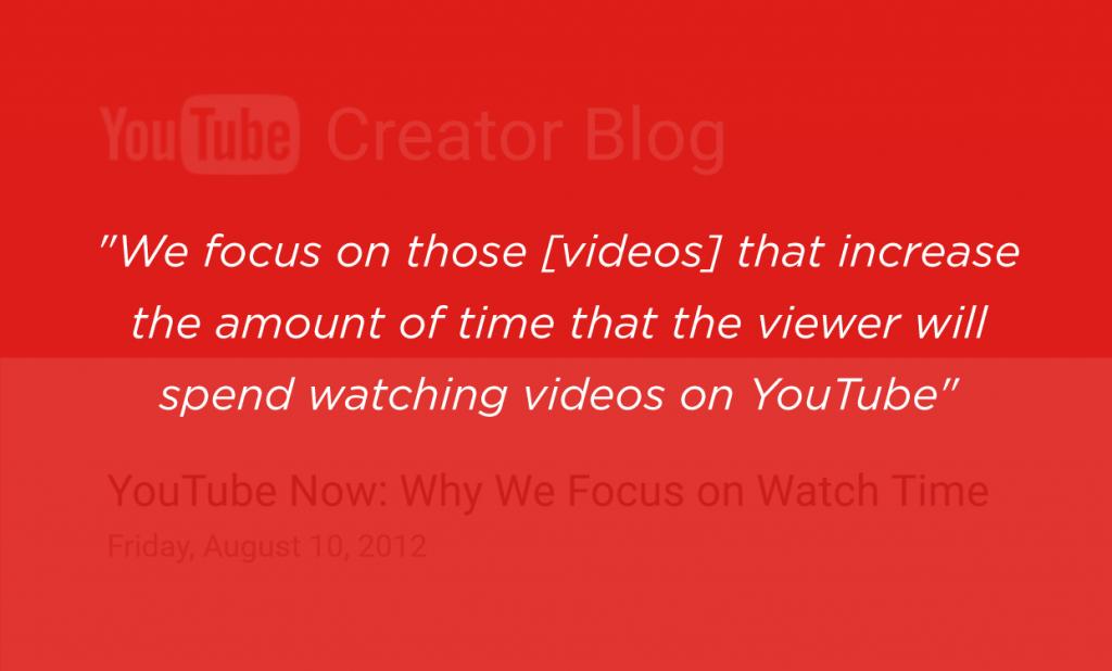 我们分析了 130 万个 YouTube 视频,得出 11 个 YouTube 视频排名因素(翻译)
