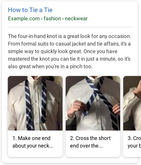how to schema