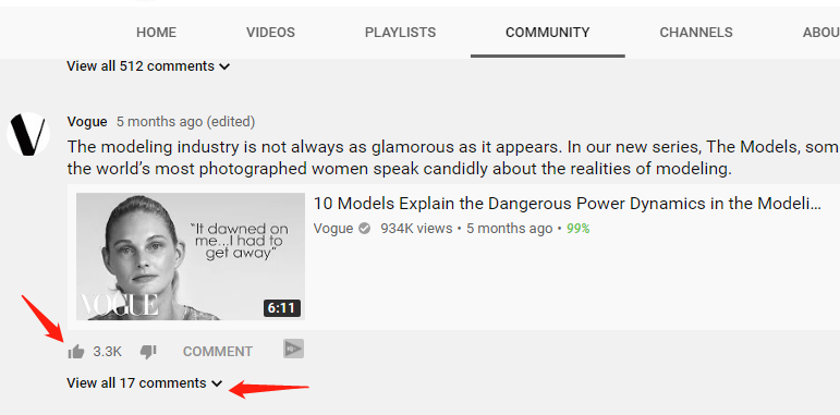 如何使用 YouTube 社区板块提高订阅量和用户忠诚度