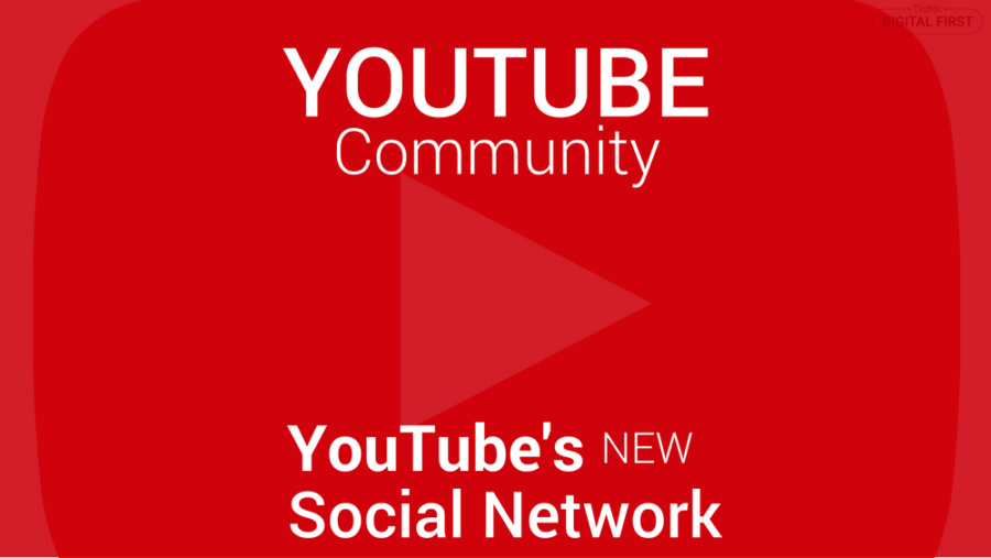 youtube community tab