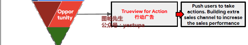 trueview for action target