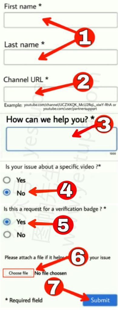 Youtube-channel-verification-badge