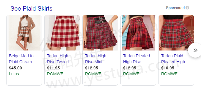 plaid-skirts