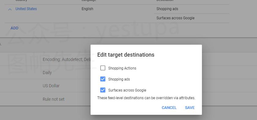 Google新推出免费购物广告google free product listing