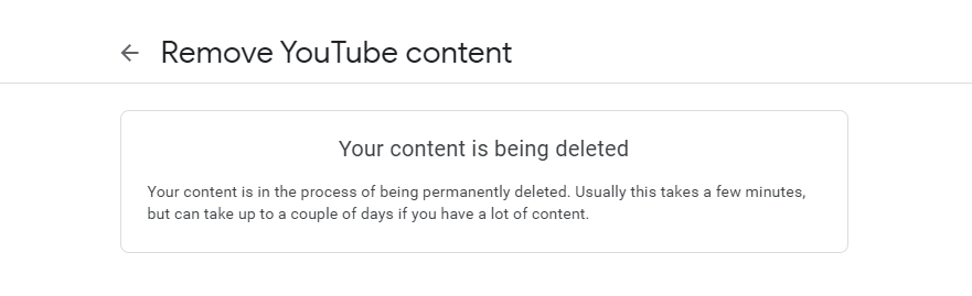 YouTube:如何删除油管频道Channel