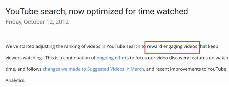 YouTube油管是如何计算观看次数的?怎样才算一次观看?