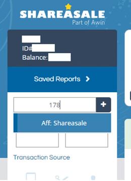 如何在Shopify添加Shareasale联盟追踪代码