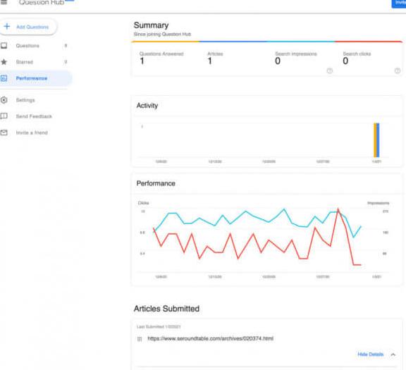 谷歌在美国地区正式发布Google Question Hub——谷歌问题中心
