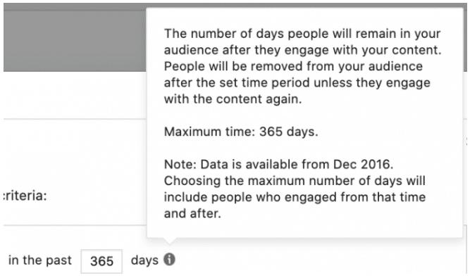 如何创建Facebook事件自定义受众