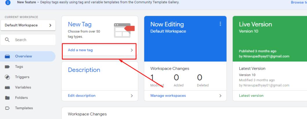 谷歌跟踪代码管理器Google Tag Manager (GTM)教学 - 搞清4大元素